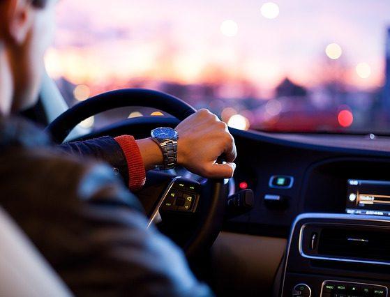 conduire voiture