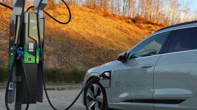 voitures électrique